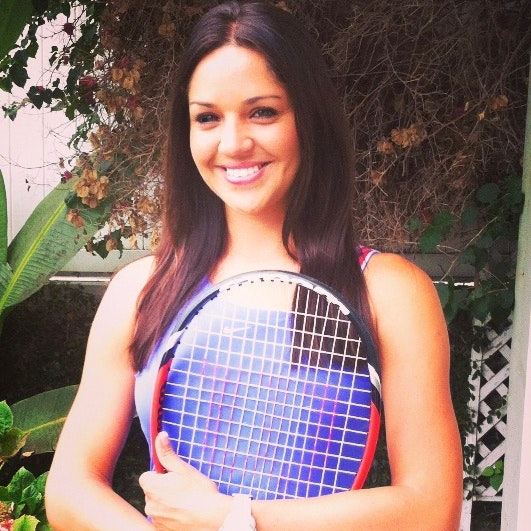 Erica S. teaches tennis lessons in Redondo Beach, CA