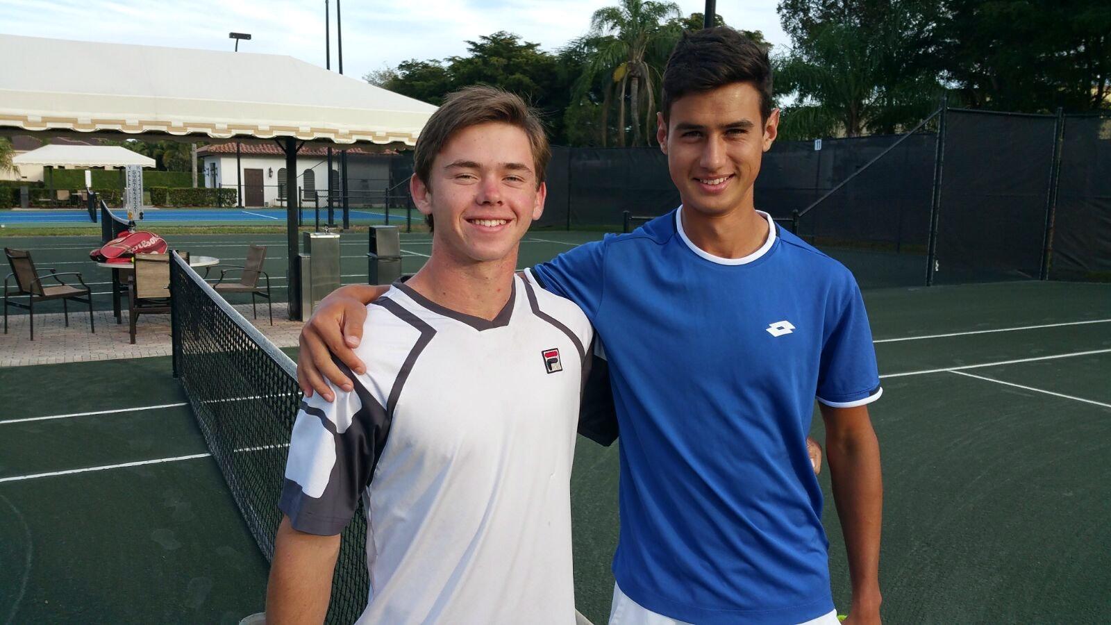 John J. teaches tennis lessons in Chapel Hill, NC