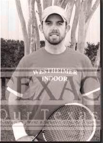 Vasili B. teaches tennis lessons in Sugar Land, TX