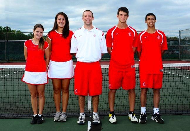 Josh I. teaches tennis lessons in Marietta, GA