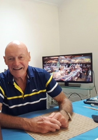 Raymond C. teaches tennis lessons in Warwick, RI