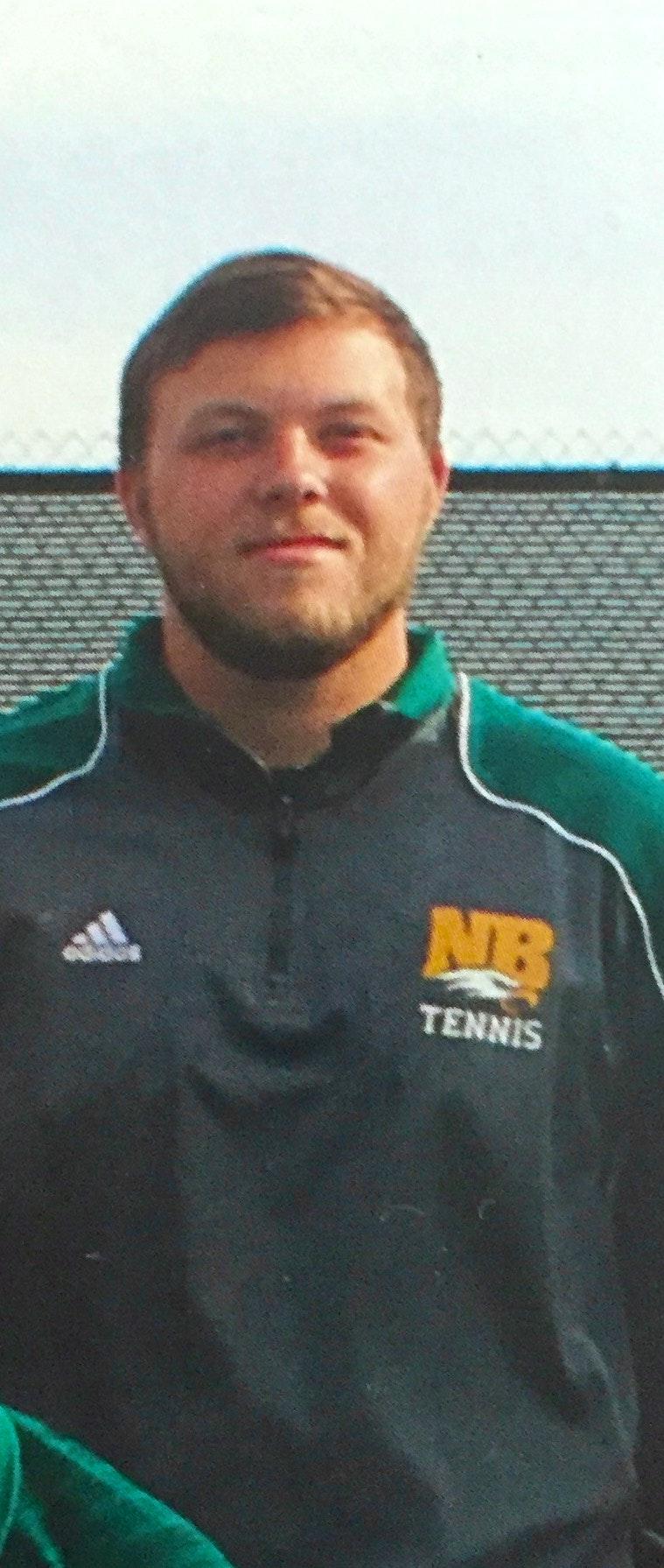 Tj B. teaches tennis lessons in Louisville, KY