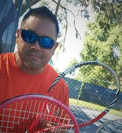 Noel G. teaches tennis lessons in Longwood, FL