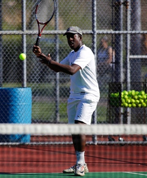 Marcus H. teaches tennis lessons in Norwalk, CT