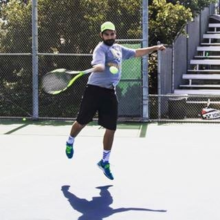 Patrick K. teaches tennis lessons in Rancho Cucamonga, CA