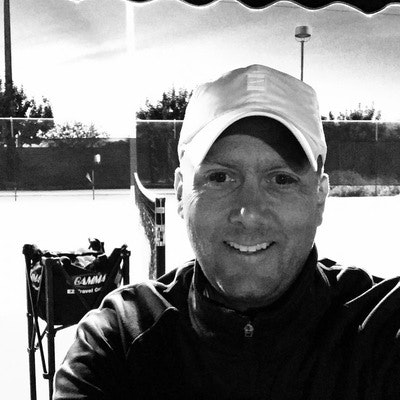 Mark S. teaches tennis lessons in Scottsdale , AZ