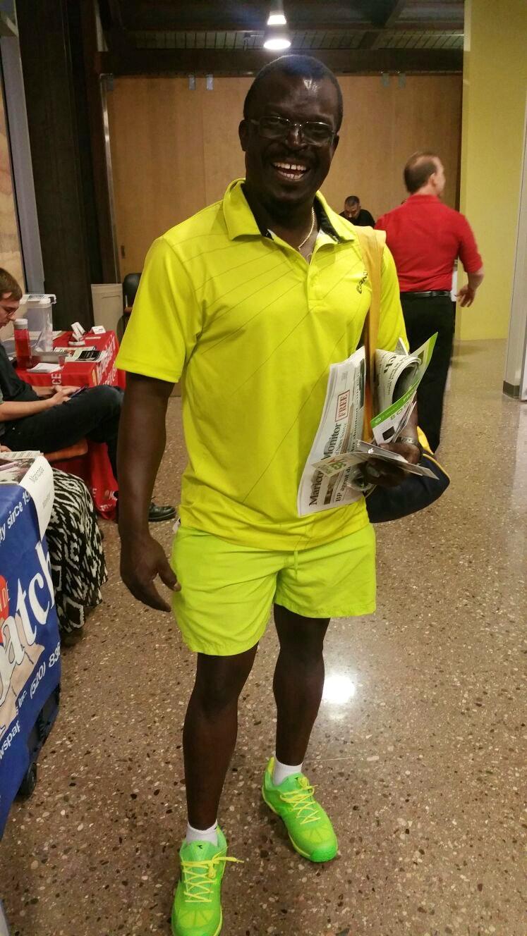 Edwin C. teaches tennis lessons in Chandler, AZ