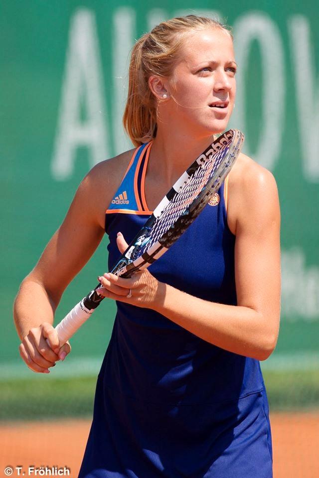 Ema B. teaches tennis lessons in Wellington, FL