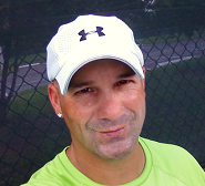 Tim D. teaches tennis lessons in Tampa, FL