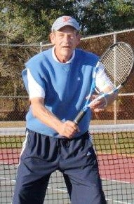 Thomas E. teaches tennis lessons in Lutz, FL