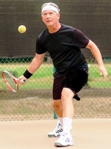 Ric M. teaches tennis lessons in Grand Island, FL