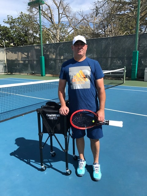Hichem M. teaches tennis lessons in San Diego, CA