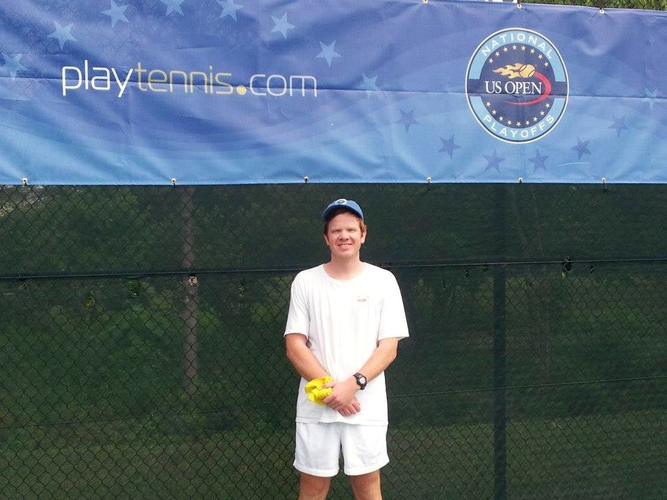 Cole H. teaches tennis lessons in Washington, DC