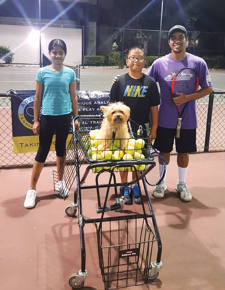 Lance M. teaches tennis lessons in Rancho Cucamonga, CA
