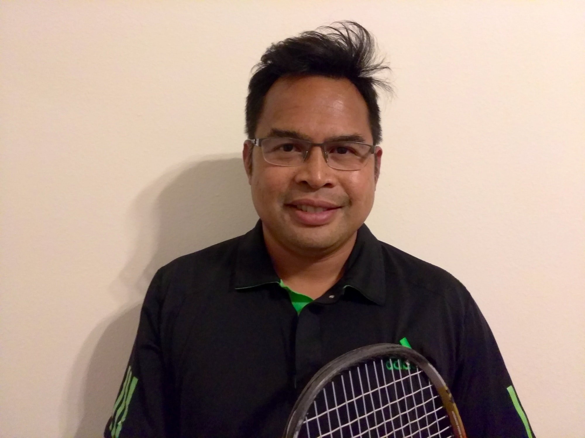 Aaron P. teaches tennis lessons in Pearland, TX