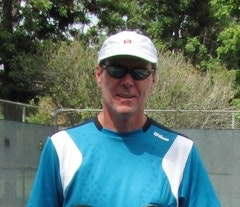 Scott S. teaches tennis lessons in Crestline , CA