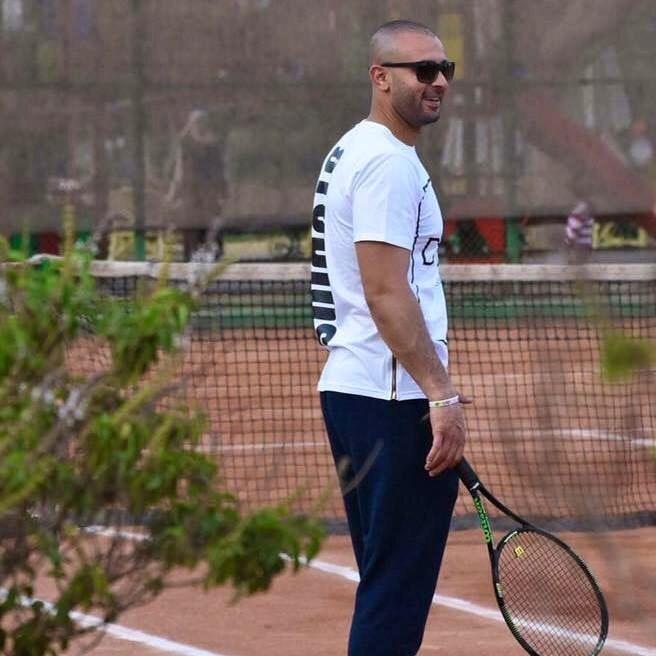 Mohamed N. teaches tennis lessons in Dallas, TX
