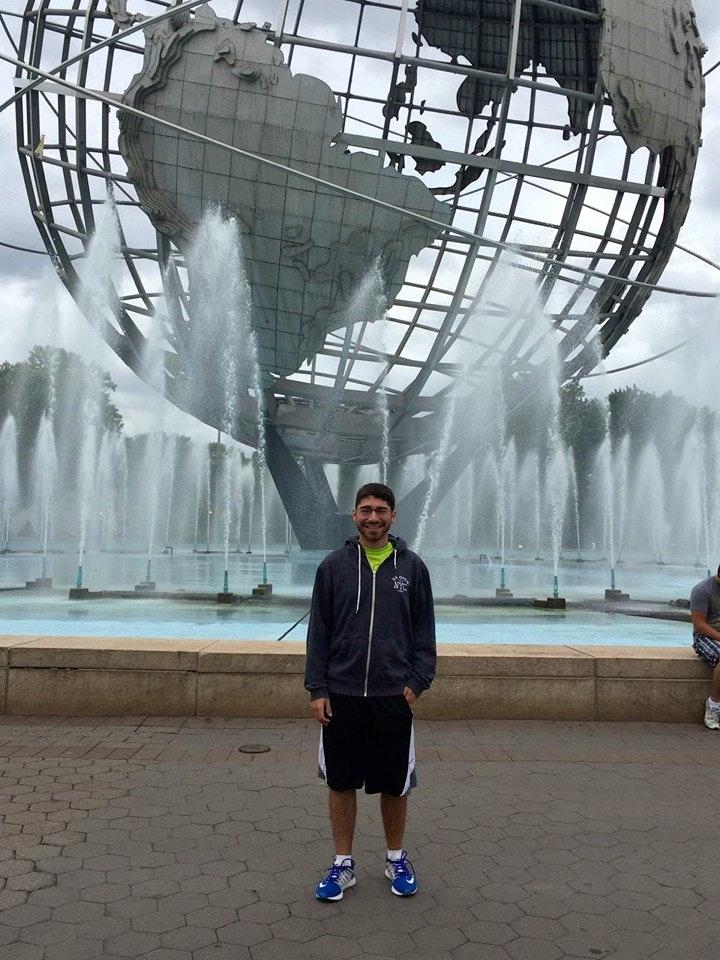 Benjamin S. teaches tennis lessons in Warren, NJ