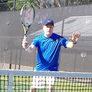 Bruce A. teaches tennis lessons in Weston, CT