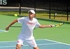 Justin M. teaches tennis lessons in Hoover, AL