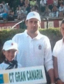 Allen H. teaches tennis lessons in Tampa, FL