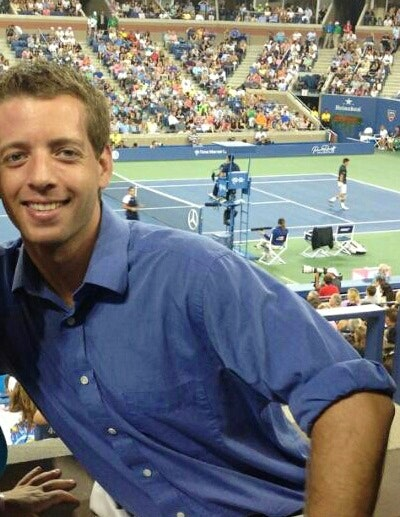 Brett A. teaches tennis lessons in Leonia, NJ
