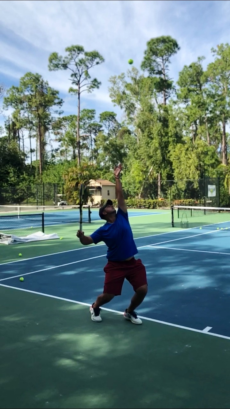 Doug G. teaches tennis lessons in Hackensack, NJ