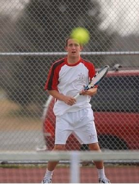 Zach C. teaches tennis lessons in Dayton, OH