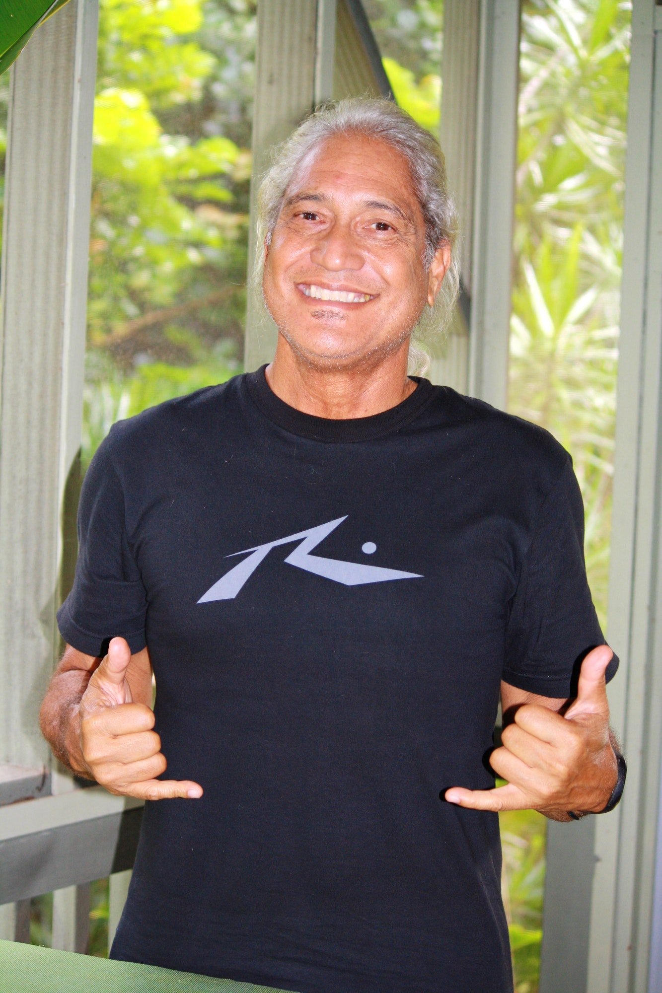 Clifford K. teaches tennis lessons in Hilo, HI
