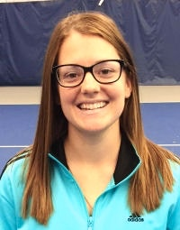 Katelyn C. teaches tennis lessons in North Canton, OH