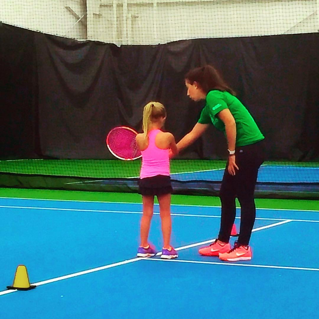 Alexandra A. teaches tennis lessons in Johns Creek, GEORGIA
