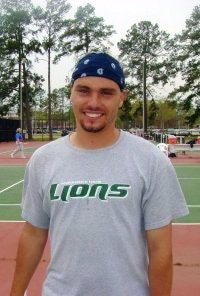 Julien L. teaches tennis lessons in Canton, GA