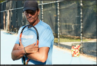 Delio P. teaches tennis lessons in Aventura, FL