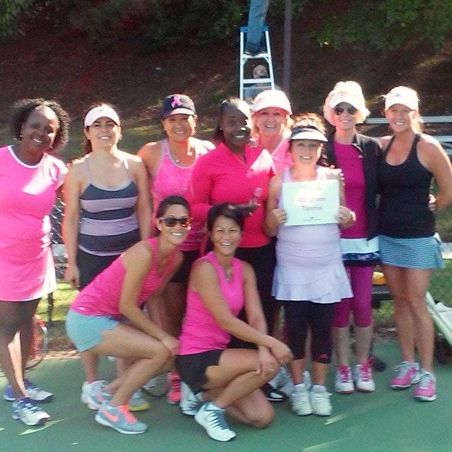 Coach T. teaches tennis lessons in Mableton, GA