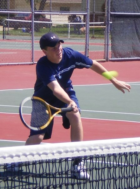 Corey S. teaches tennis lessons in Jacksonville, FL