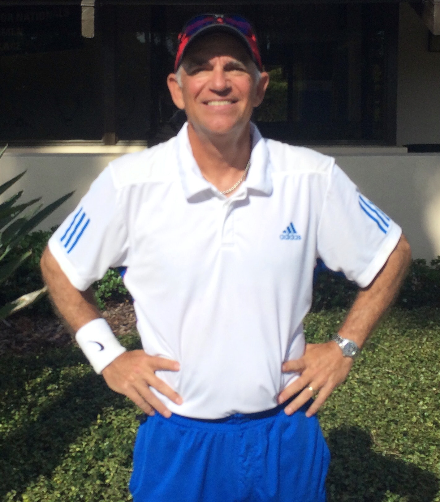 William R. teaches tennis lessons in Pinellas Park, FL