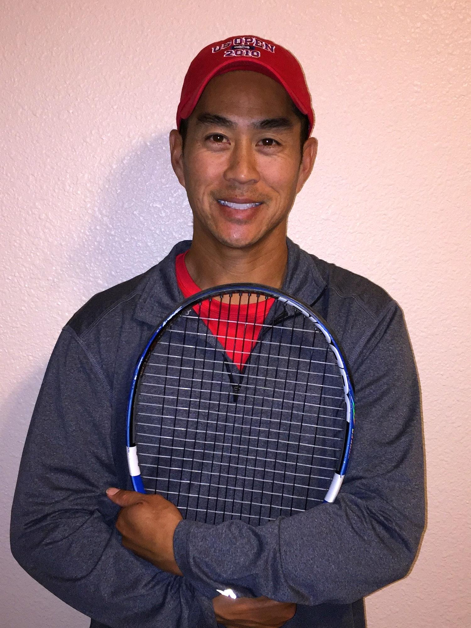 Richard Q. teaches tennis lessons in Clovis, CA