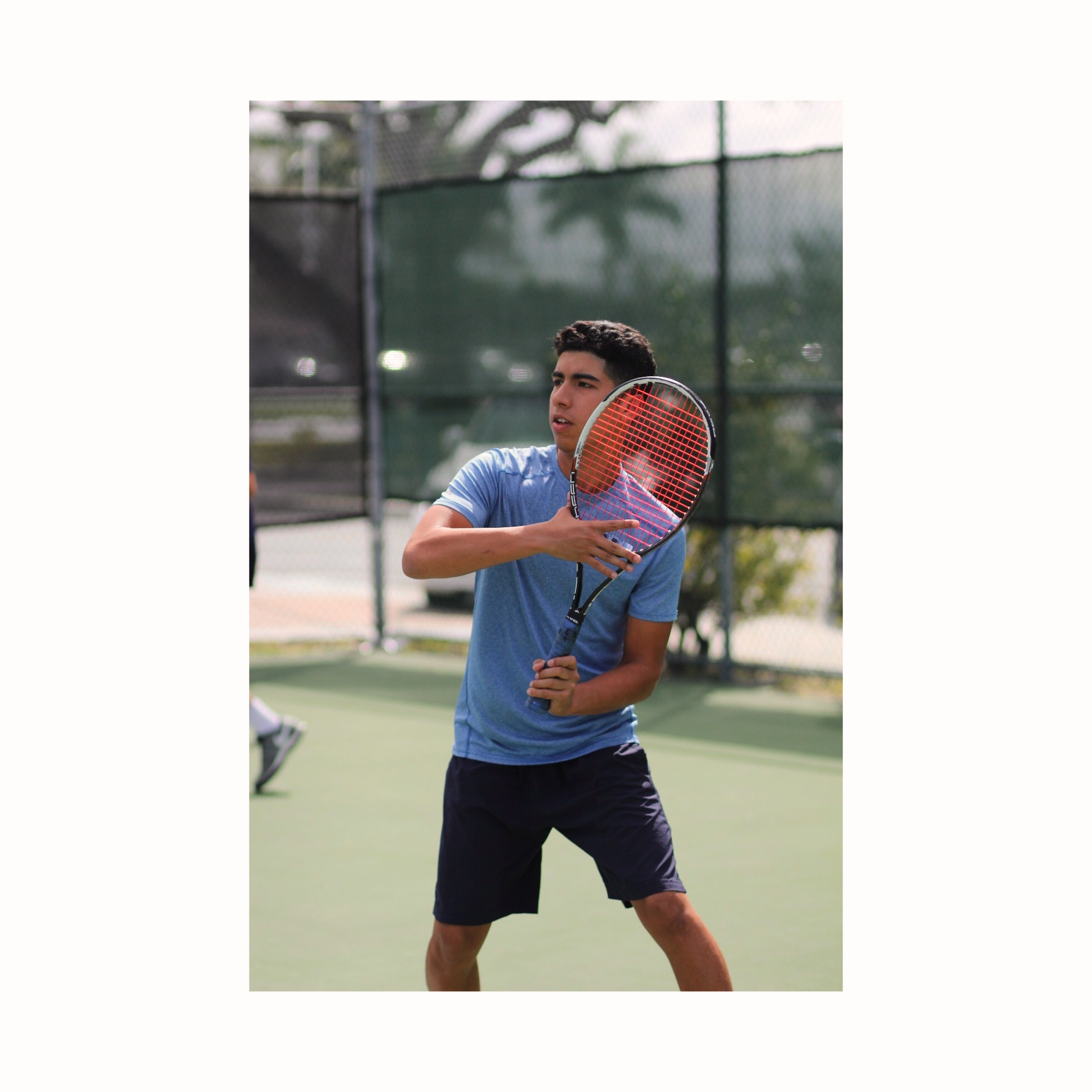 Juan A. teaches tennis lessons in Doral, FL