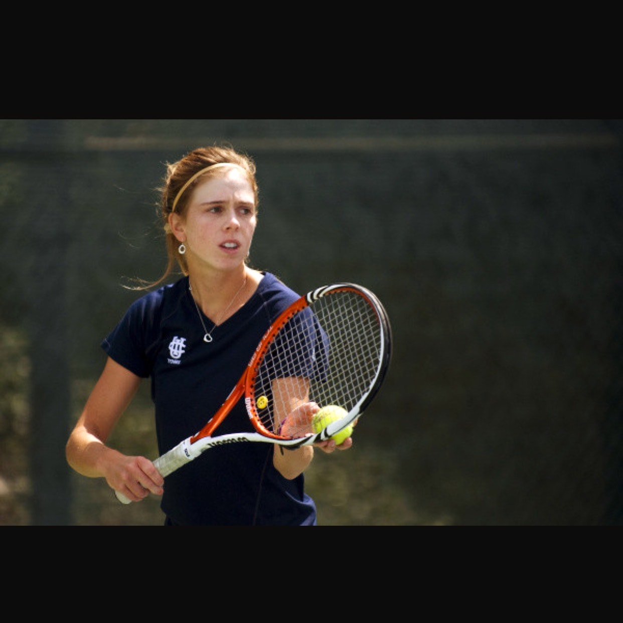 Kristina S. teaches tennis lessons in San Jose, CA