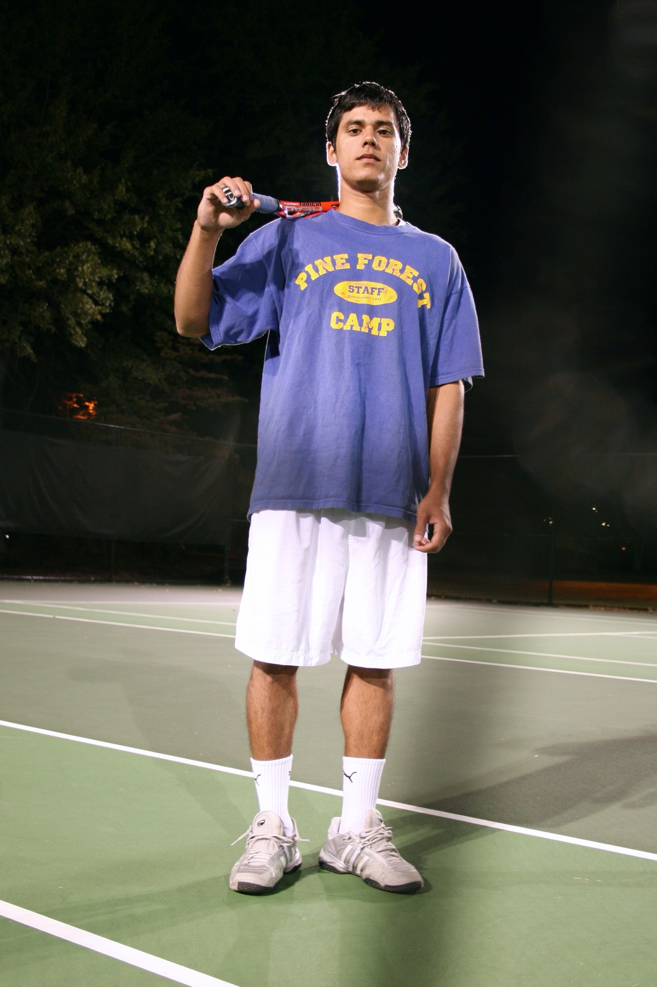 Chatwinder S. teaches tennis lessons in Fayetteville, SC