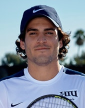 Adrien V. teaches tennis lessons in Glendale, CA