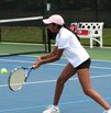 Raynee B. teaches tennis lessons in Marietta, GA