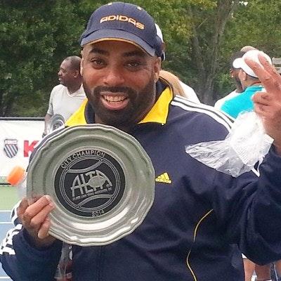 Averil C. teaches tennis lessons in Atlanta, GA