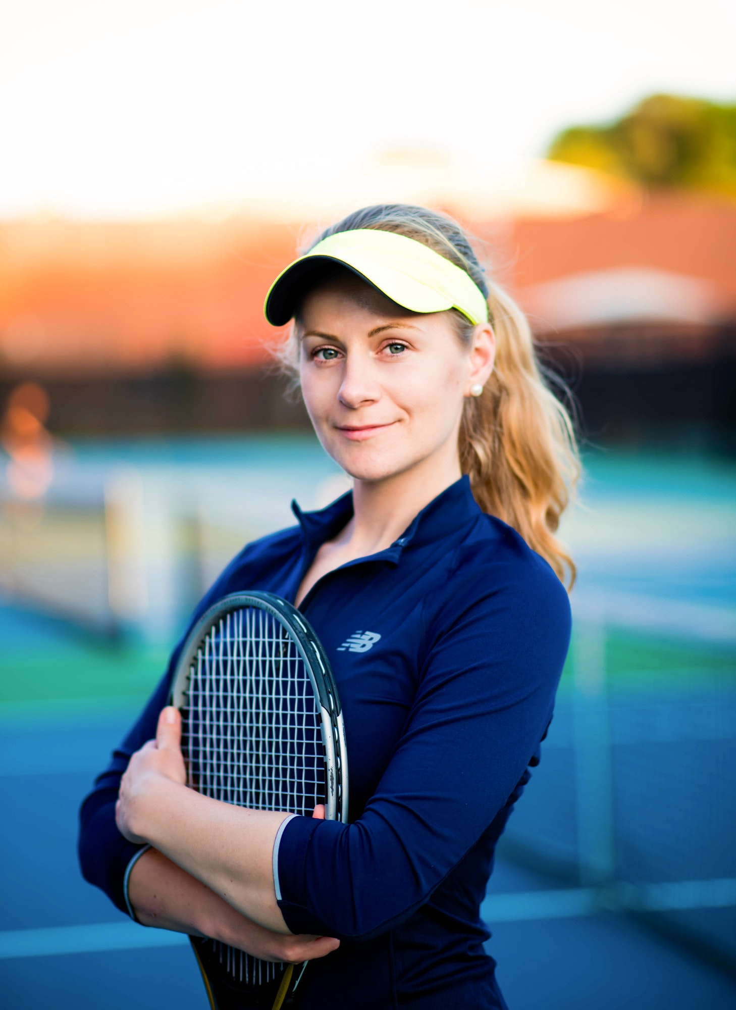 Elena L. teaches tennis lessons in Raleigh, NC