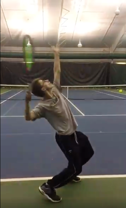 Jack V. teaches tennis lessons in Appleton, WI