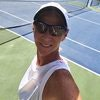 Holly H. teaches tennis lessons in Mahwah, NJ