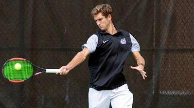 Ben W. teaches tennis lessons in Cary, NC