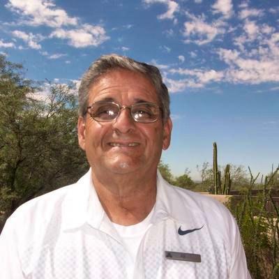 Ron B. teaches tennis lessons in Dewey, AZ