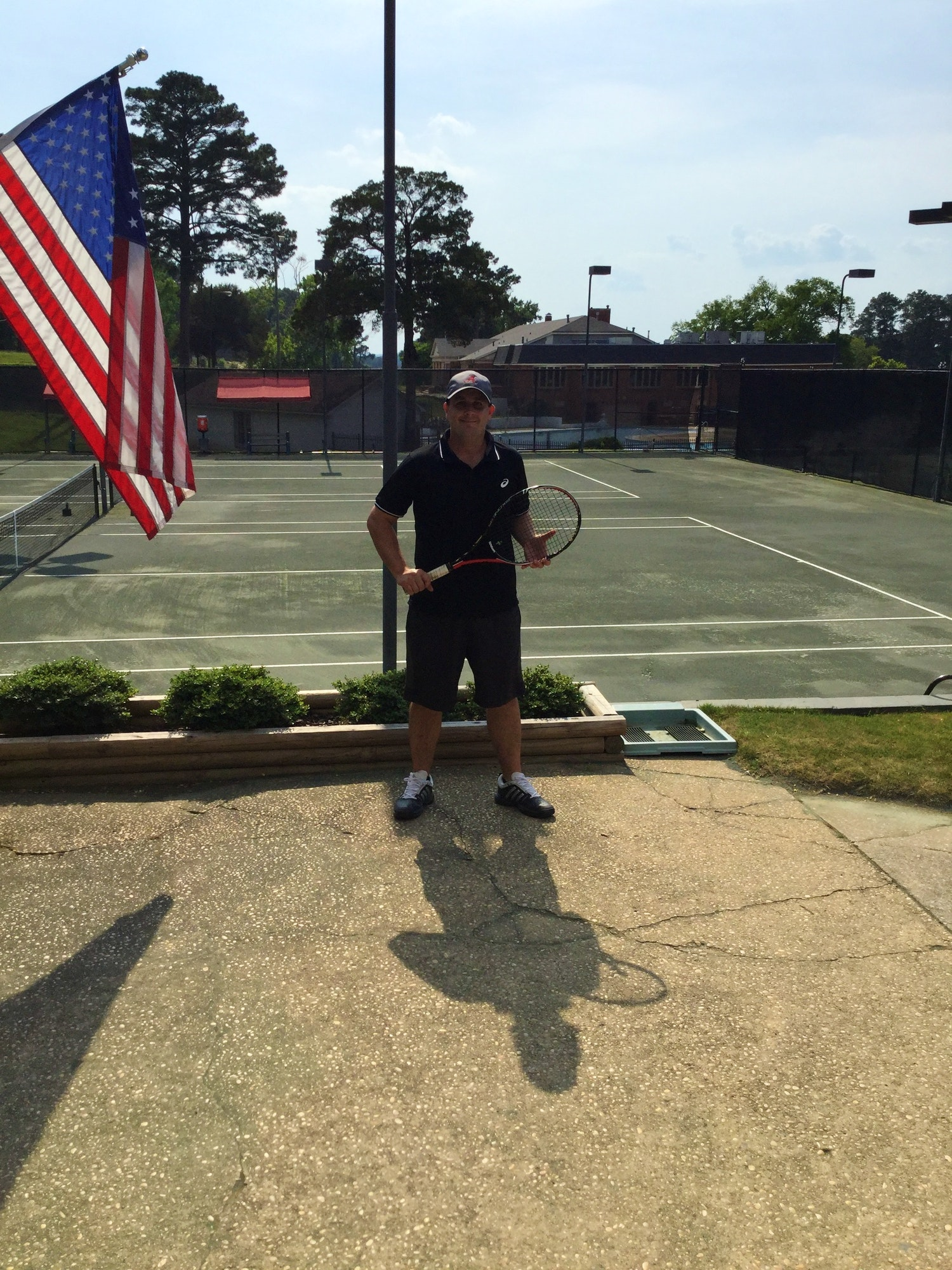 Tyler M. teaches tennis lessons in Northport, AL