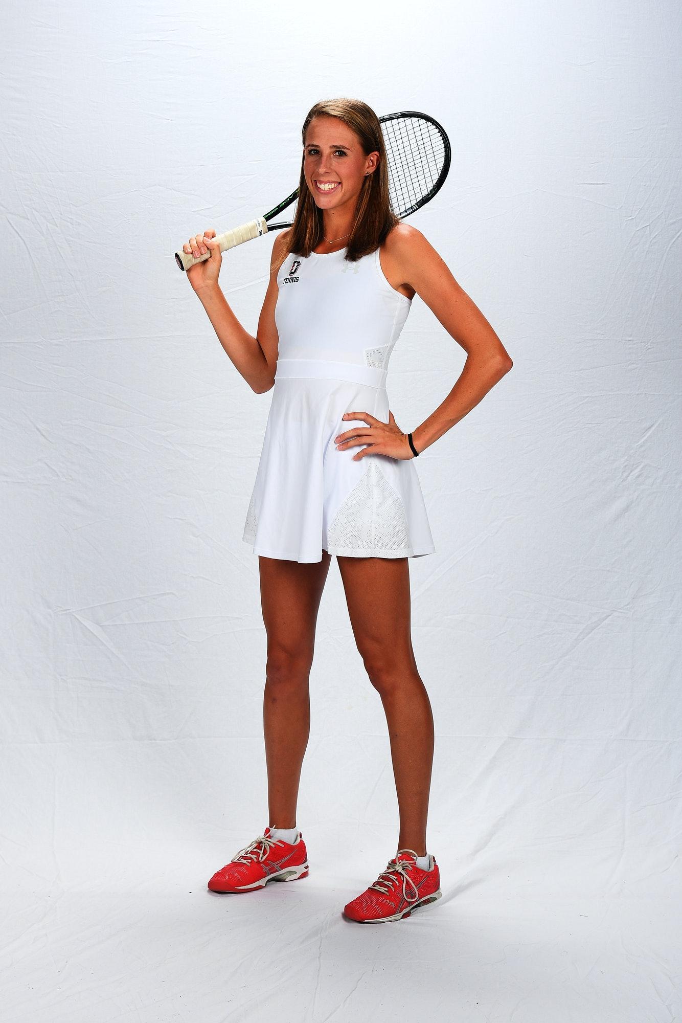 Anna C. teaches tennis lessons in Washington, DC